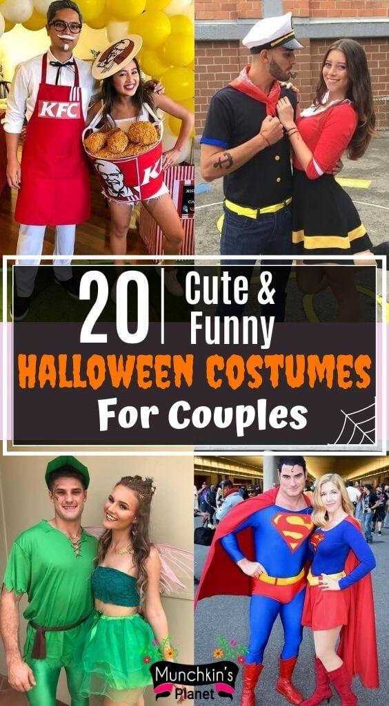 creative couples halloween costumes ideas