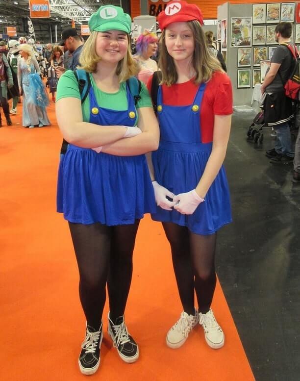 halloween costumes teenage girl group 10