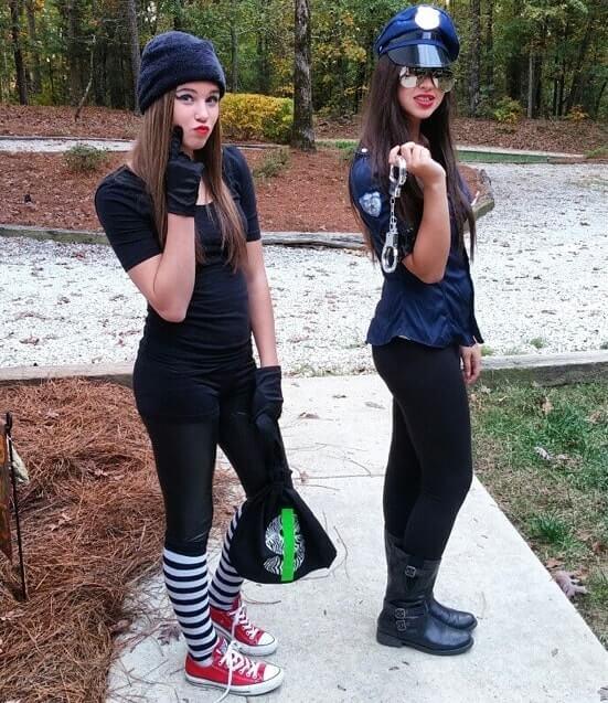 halloween costumes teenage girl group 11