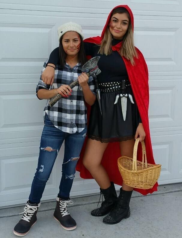 halloween costumes teenage girl group 7
