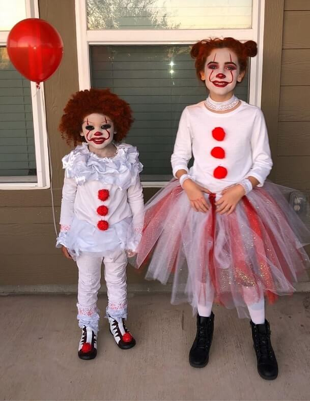 scary and funny halloween costumes for kids 27