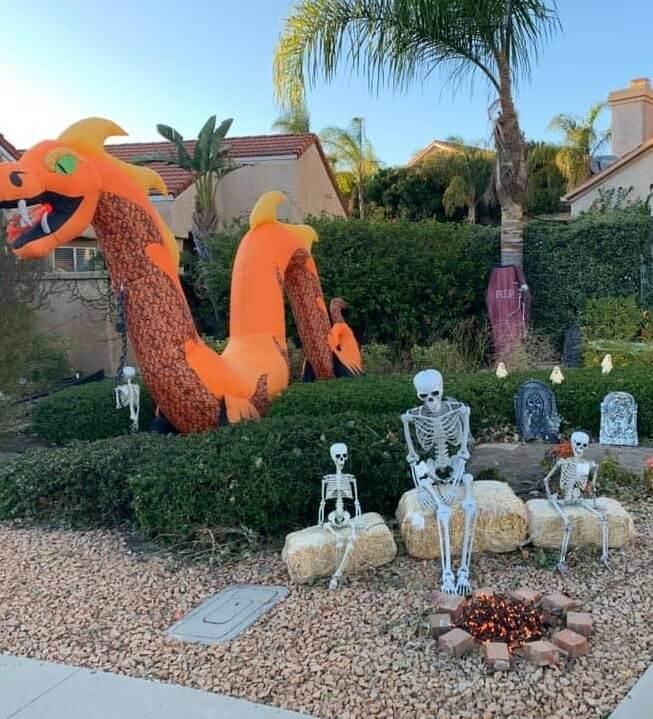 cheap easy diy halloween decorations 10