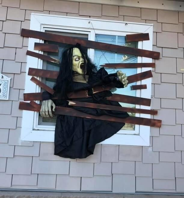 cheap easy diy halloween decorations 12