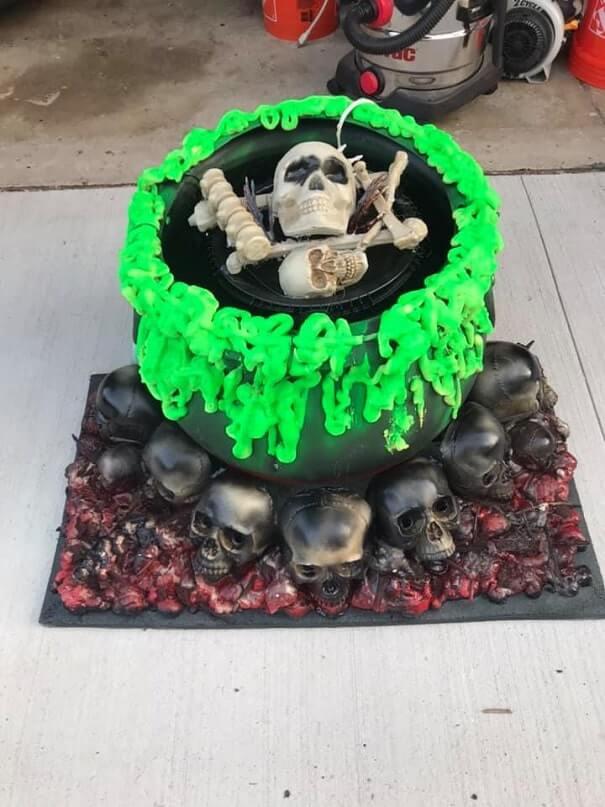 cheap easy diy halloween decorations 13