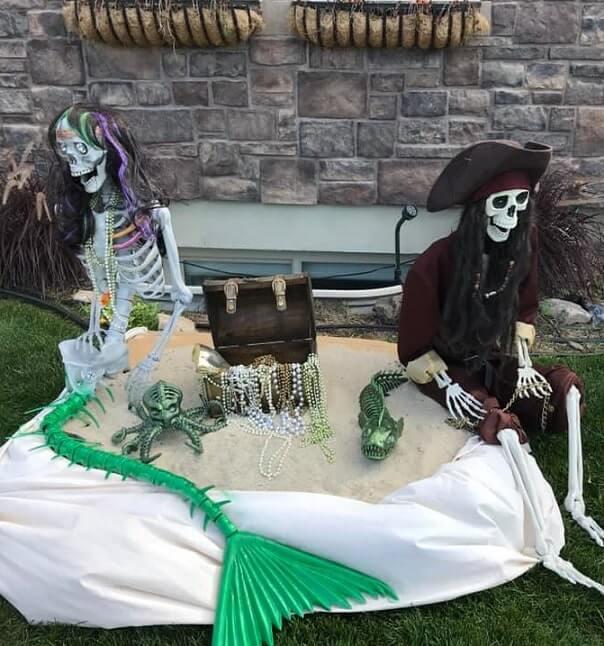 cheap easy diy halloween decorations 14