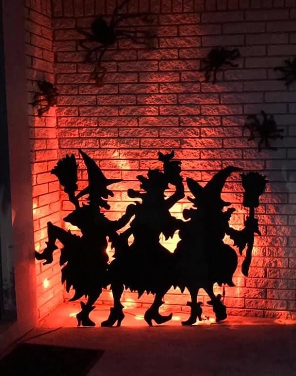 cheap easy diy halloween decorations 2