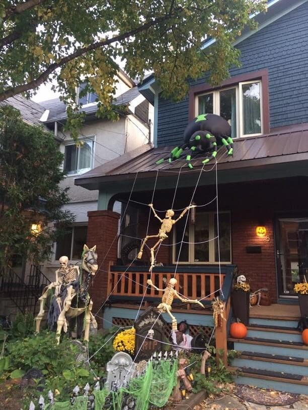 cheap easy diy halloween decorations 3