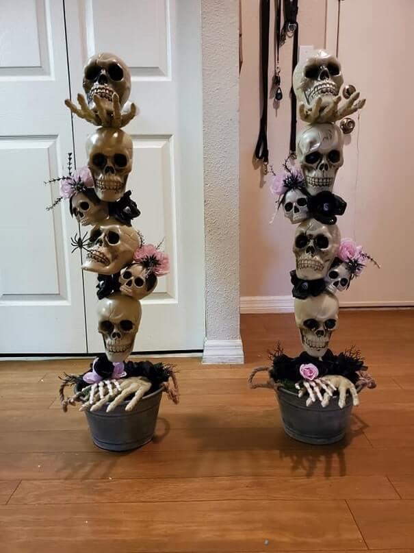 cheap easy diy halloween decorations 4