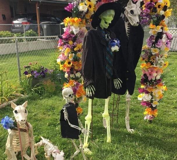 cheap easy diy halloween decorations 6