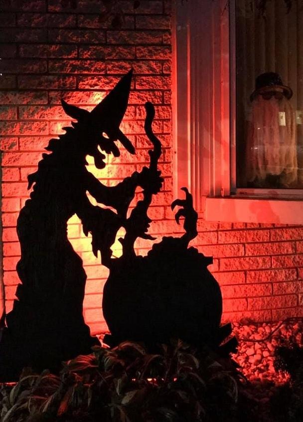 cheap easy diy indoor halloween decoration ideas 12