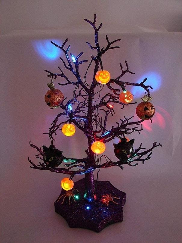 cheap easy diy indoor halloween decoration ideas 13