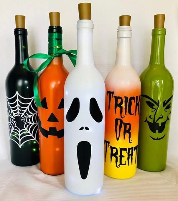cheap easy diy indoor halloween decoration ideas 4