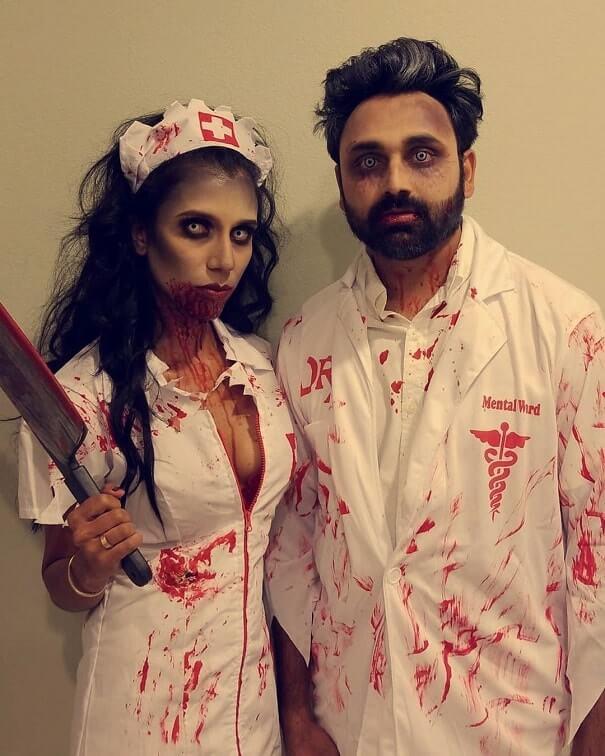 creative couples halloween costumes ideas 21