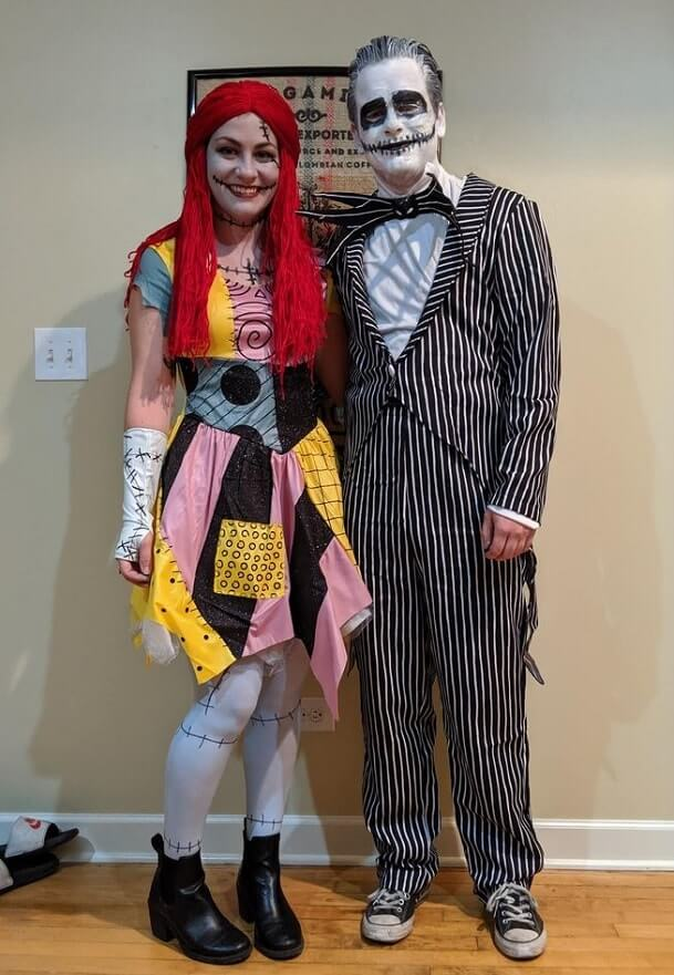 creative couples halloween costumes ideas 22