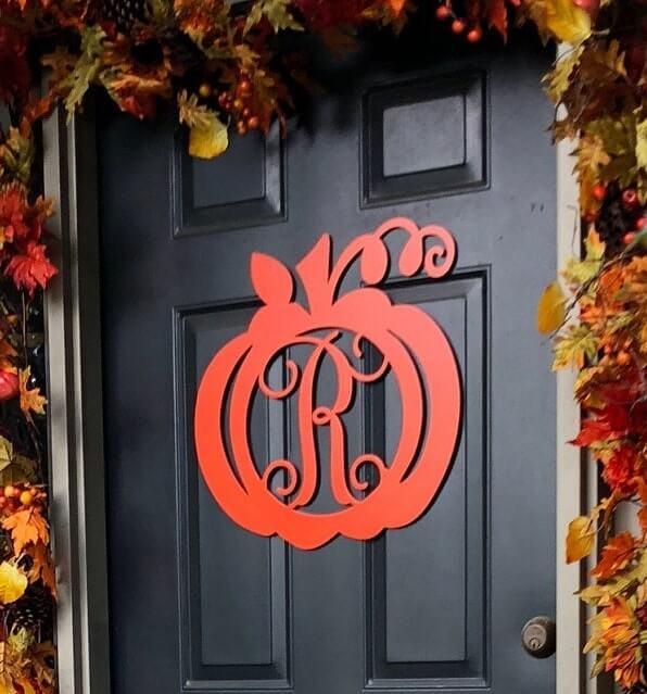 diy halloween door hanger 10