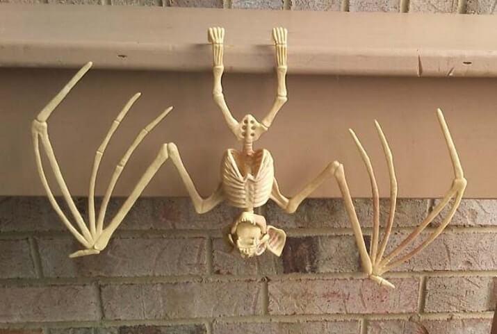 most creepy halloween decoration front yard 62
