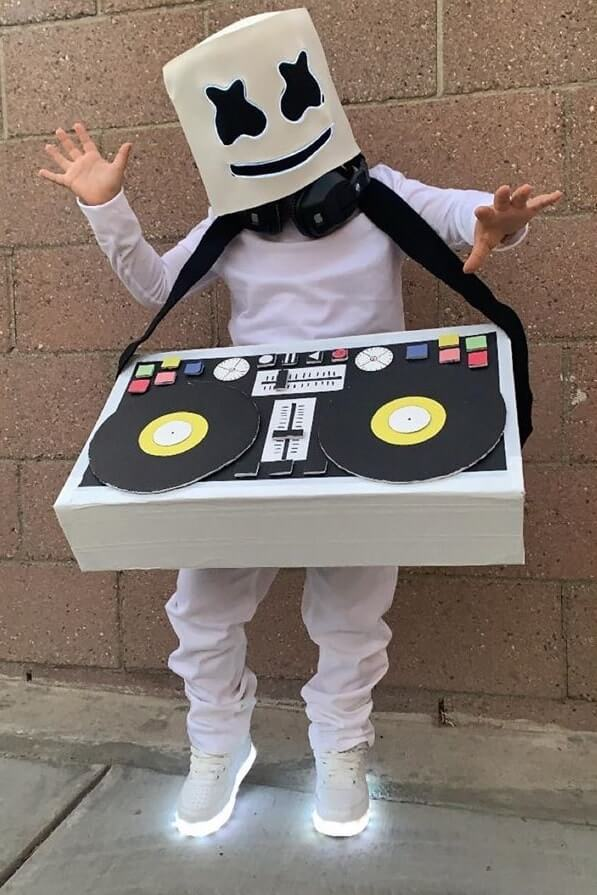 scary and funny halloween costumes for kids 30