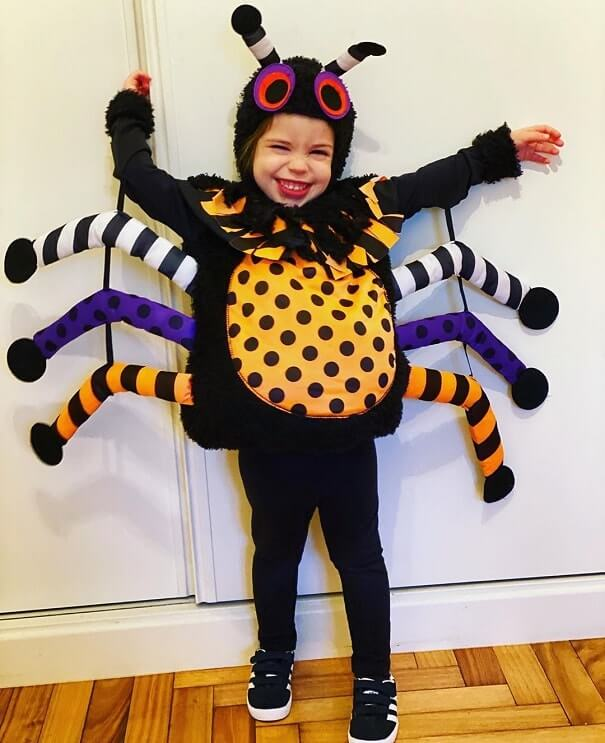 scary and funny halloween costumes for kids 32