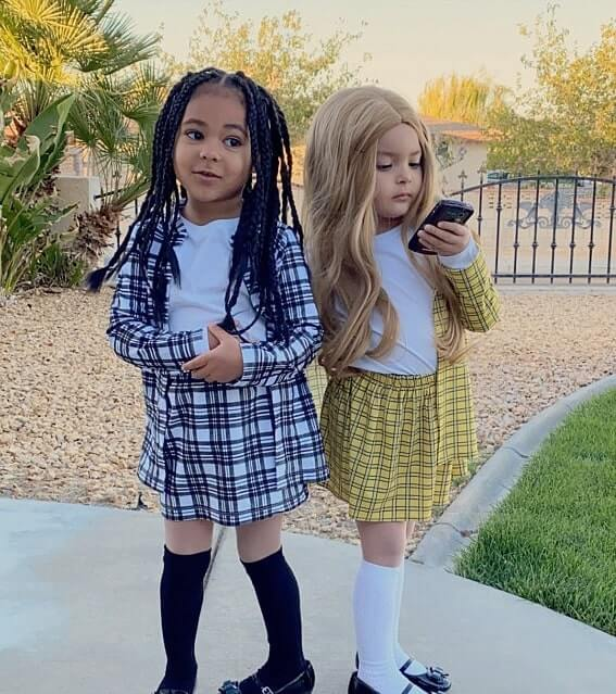 scary and funny halloween costumes for kids 38