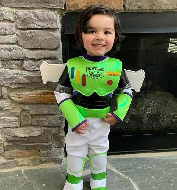 scary and funny halloween costumes for kids 40