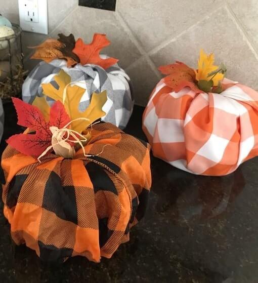 diy toilet paper pumpkins 2