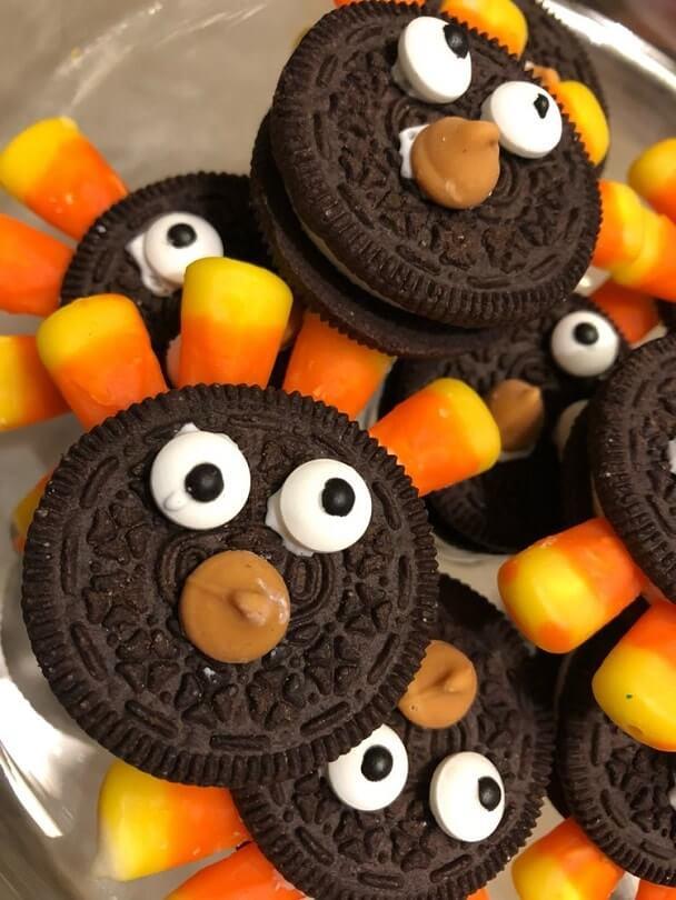 easy thanksgiving desserts recipes 65