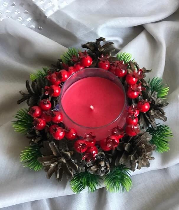 christmas table centerpieces decorations ideas 34