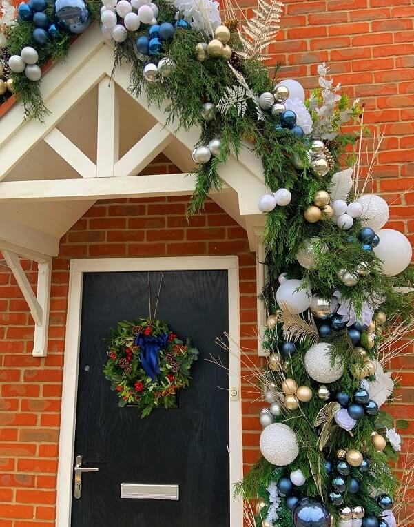 diy christmas garland ideas 1