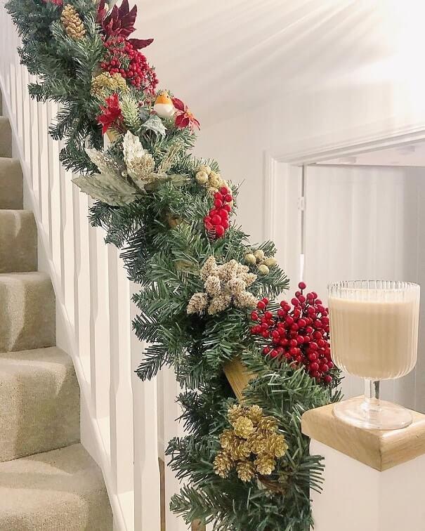 diy christmas garland ideas 4