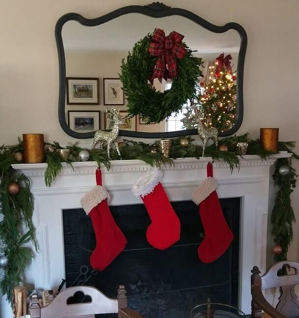 diy christmas garland ideas 7