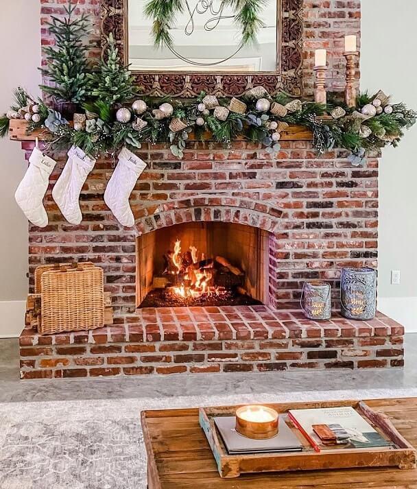 diy christmas garland ideas 8