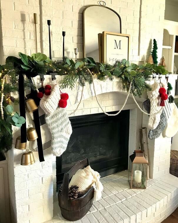 diy christmas garland ideas 9