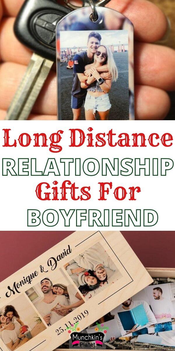 long distance relationship gifts boyfriend.