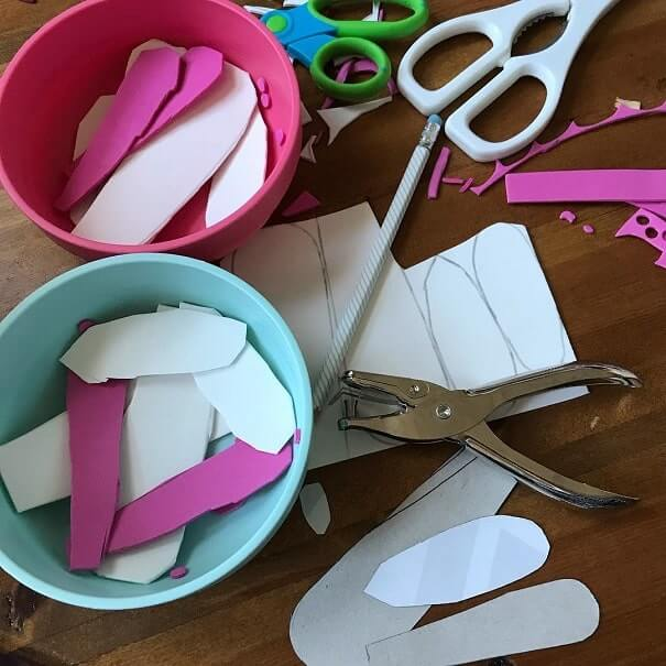 tin can easter bunny craft for kids 2