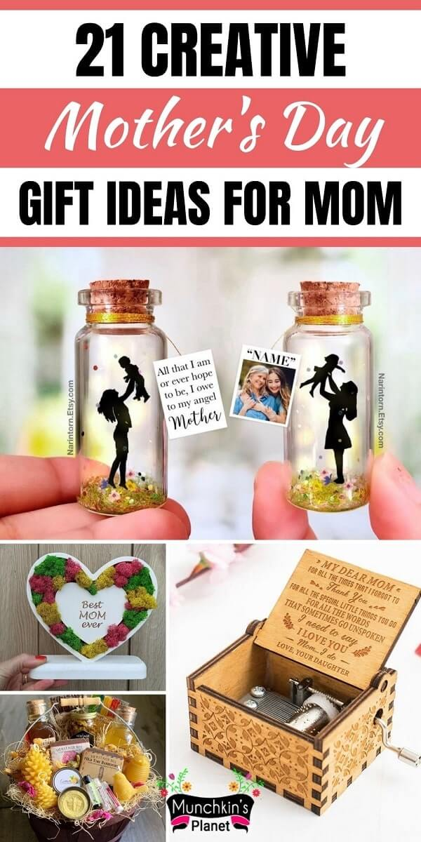 mothers day git ideas for mom