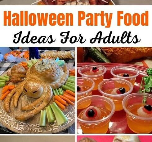 halloween party food ideas for adults