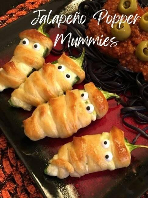 jalapeno popper mummies